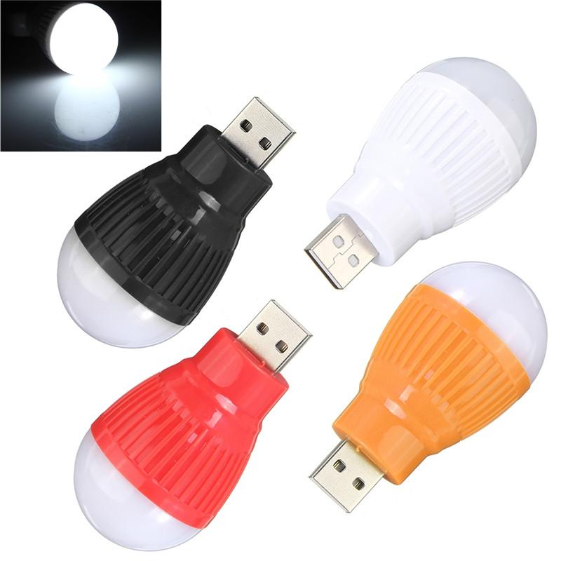 מוצר New Portable Mini Usb Led Light Lamp Bulb For