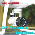 DJI Phantom 4 4K Camera Protective Cover Parts Lens Cap Sun Shade Sunshield cover ABS for