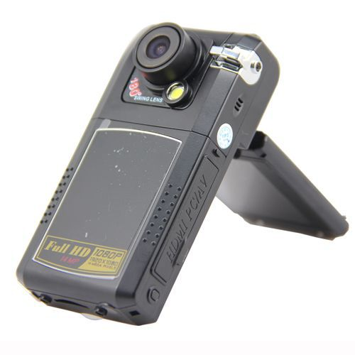 "Original HD 2.0"" LCD 1080P Car DVR Camera GPS Vehicle Video Recorder Cam Ambarella with Remote Control HDMI AV-out Night Vision(China (Mainland))"