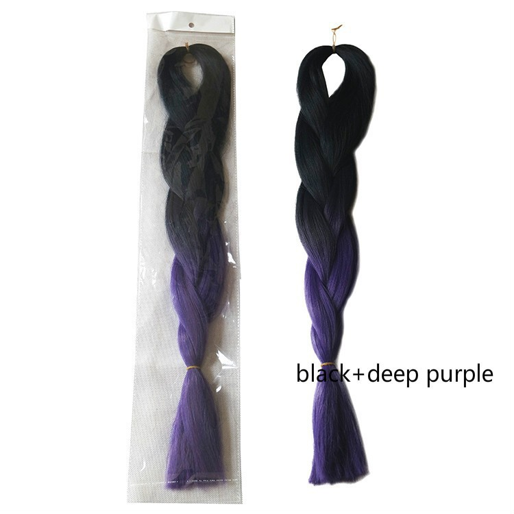 Synthetic Micro Ring Hair Extensions 85