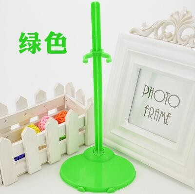 Free Delivery,8pcs/lot Sizzling Promoting Doll Stand Show Holder For  Barbie Doll,doll equipment for barbie