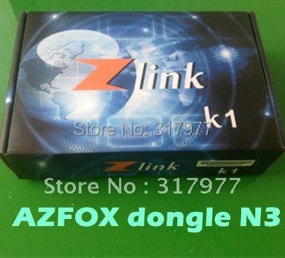 AZFOX IKS Dongle ZLINK K1(China (Mainland))