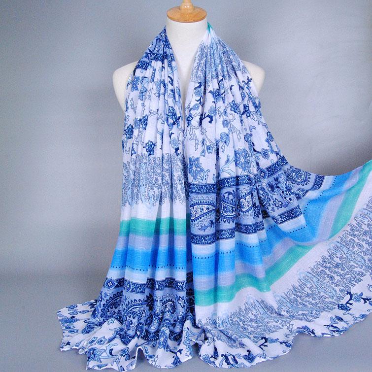 High quality cotton printe cashew flower scarf muffler popular wrap hijab headband muslim long nice scarves/scarf 10pcs/lotОдежда и ак�е��уары<br><br><br>Aliexpress