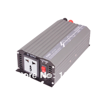 Uninterruptible Power Supply pure sine wave inverter 500W DC12V to AC220V  with battery charger 10A