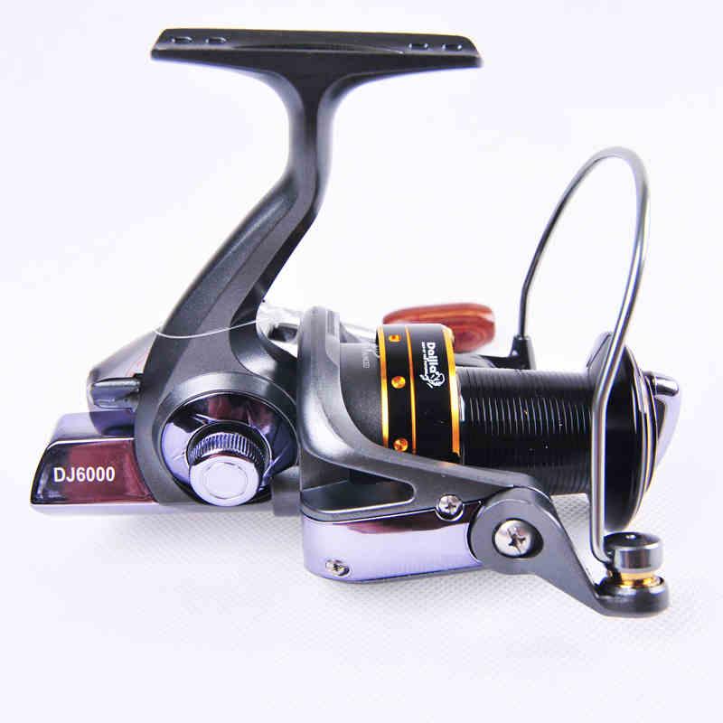 14BB+1 5.2:1 Boat Spinning Reel DJ6000 Freshwater/Saltwater Fishing Big Game Reel(China (Mainland))
