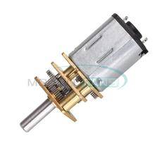 Buy DC 12V 300RPM Micro Electric Full Metal Speed Mini Reduction Metal Gear Motor Shaft Diameter Reduction Gear Motor for $2.92 in AliExpress store