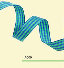 7/8″ Inch 22mm tartan ribbon