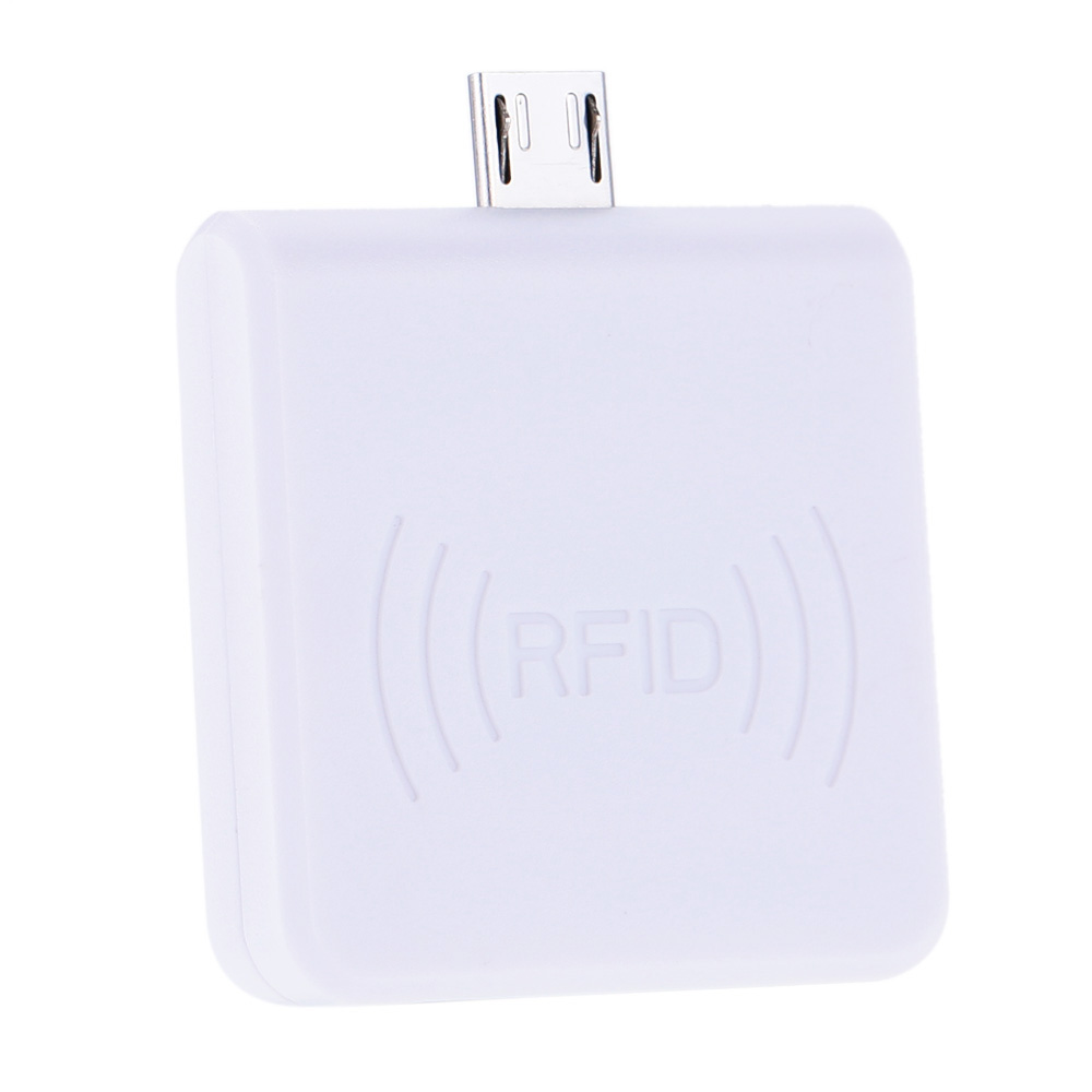 Mini Portable RFID 125KHz Proximity Smart EM Card USB ID Card Support Reader Win8/Android/OTG SmartPhone R65D(China (Mainland))