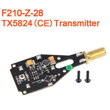 Original Walkera F210 RC Helicopter Quadcopter Spare Parts TX5824(CE) Transmitter F210-Z-28