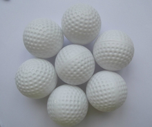 Free Shipping Exquisite Design and Durable Bee Cave Practice Balls Golf Ball for Golf Game #2085(China (Mainland))