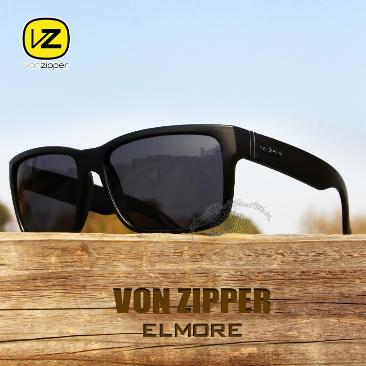 New Von Zipper Sunglasses Men Fashion Women Cycling Glasses Vonzipper Elmore Oculos de sol Good Quality Gafas Free Shipping(China (Mainland))