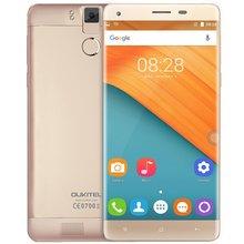 "Oukitel K6000 Pro Android 6.0 4G LTE Phablet 5.5"" MTK6753 Octa Core 3GB 32GB Fingerprint 16.0 MP 6000mAh Dual SIM Cellphone(China (Mainland))"