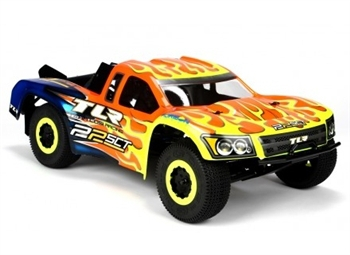Factory Price! Team Losi Racing 22SCT Short Course Truck 1/10 2WD Kit TLR0024(China (Mainland))