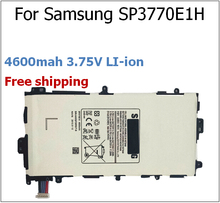 4600mah 3.7V SP3770E1H  Battery for Samsung for Galaxy Note 8.0 GT-N5110 N5100 Tablet(China (Mainland))