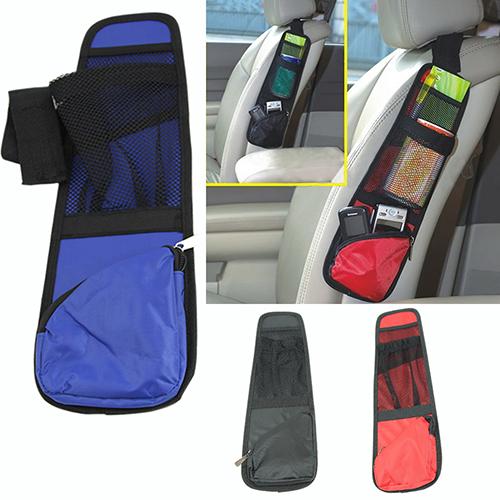 Unusual Style Fashion Car Seat Chair Side Bag Organizer Collector Storage Multi Pocket Holder Bag<br><br>Aliexpress