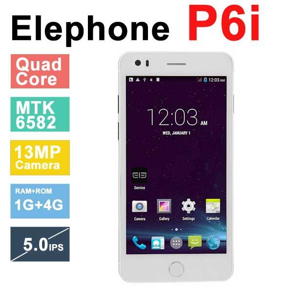 Мобильный телефон Elephone P6i