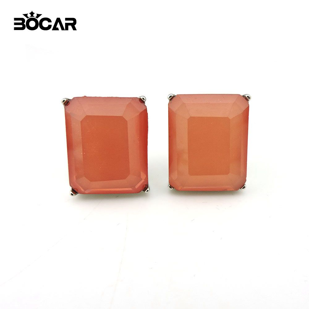 BOCAR Brand New No Hole Ear Clips Earrings without piercing High Quality Woman Jewelry font b