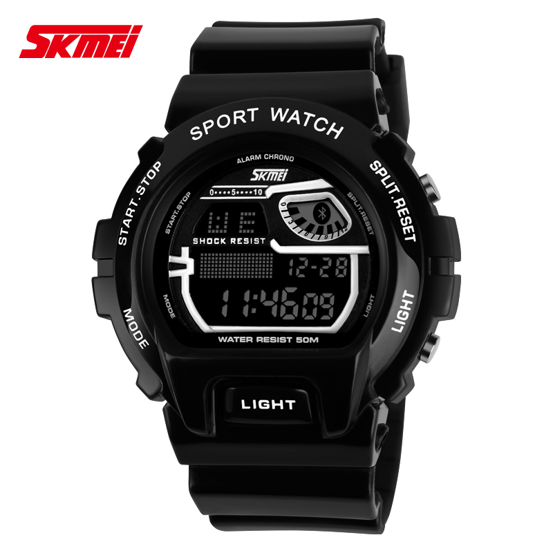 Hot sale Skmei 1010 Men Sports Watch Military LED Wrist watches Digital And Analog Multifunctional Alarm Chronograph male clock<br><br>Aliexpress
