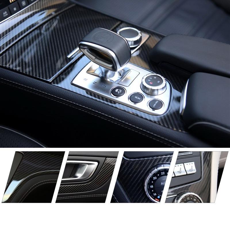 fochutech 70x152cm Premium DIY 5D Carbon Fibre Vinyl Decals Sticker Car PC Phone Decorative Sticker(China (Mainland))