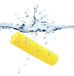 The New Universal 27cm Super Soft Roller Glue Cotton Mop Head Strong Absorbent Sponge Mop Head Replacement Head 38cm(China (Mainland))