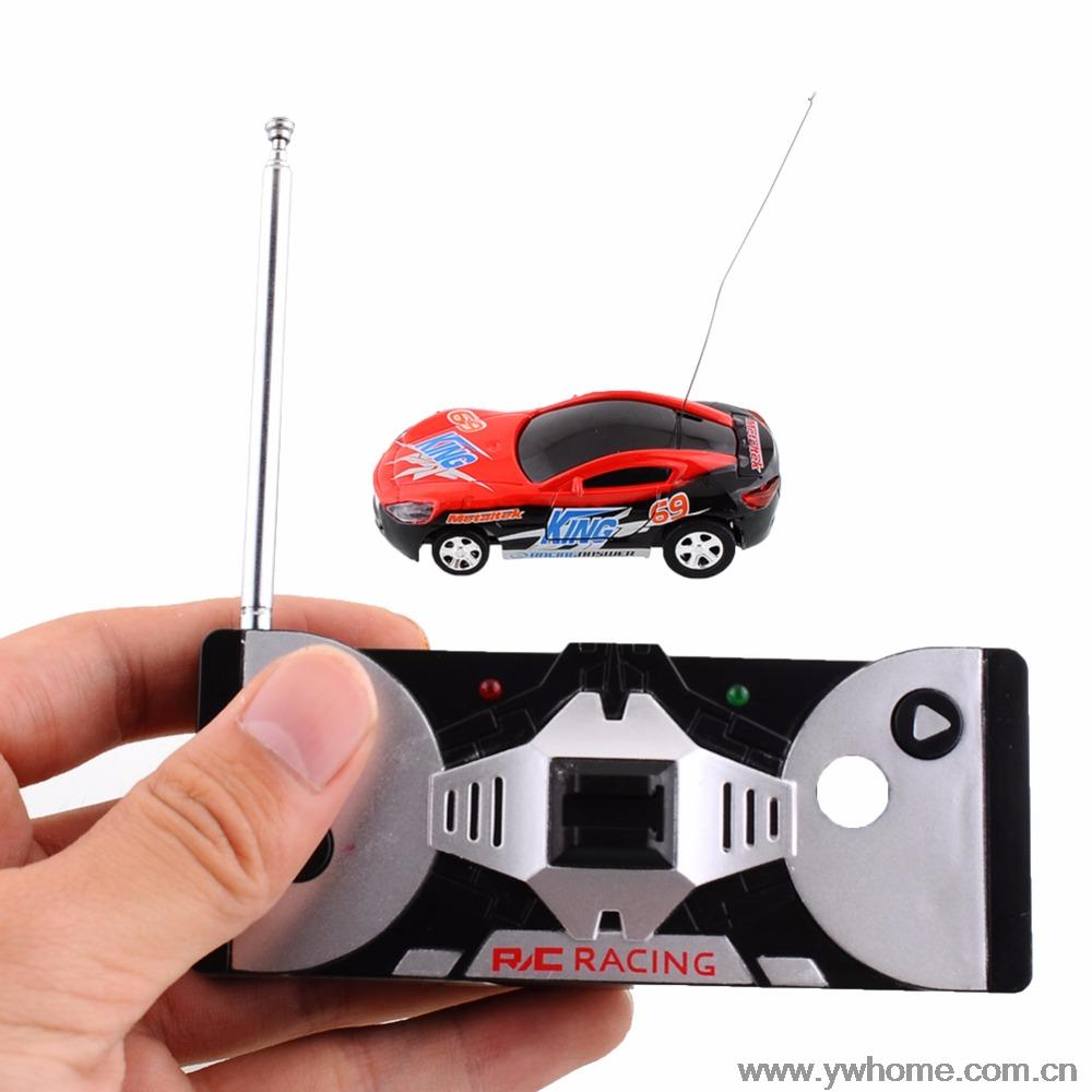 New 4CH RC car New Coke Can Mini speed RC Radio Remote Control Micro Racing cars Toy Gifts Promotion(China (Mainland))