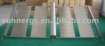 Vacuum Tube Sollar Project Collector