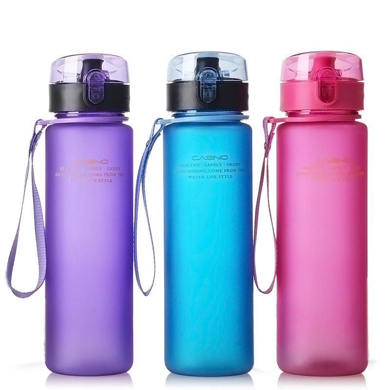 My Favorite Water Bottle (400ml-560ml) BPA FREE Plastic Water Cup Portable Lovers Choice For Sports Outdoor School WB6617(China (Mainland))