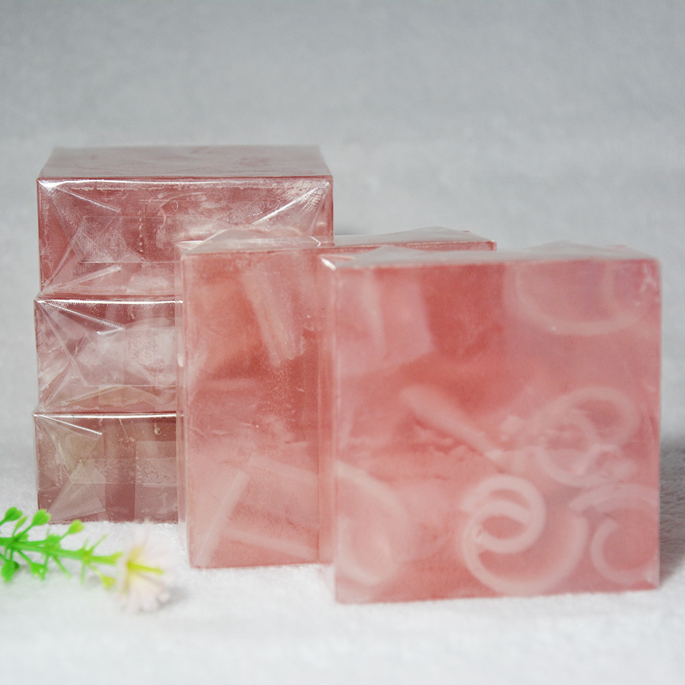 5pcs/lot soap 110g skincare soap transparent soap upscale clubs beauty salons use free shipping(China (Mainland))