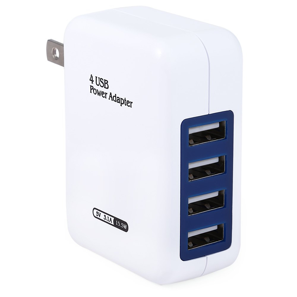 Aliexpress.com : Buy For Smartphone Wall 4 USB Ports