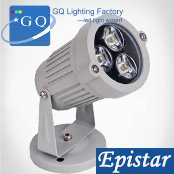 100 pcs Fedex UPS DHL 3W LED underwater light waterproof lighting lamp geyser pool pond light Bridgelux 45mil chip DC12V 24V(China (Mainland))