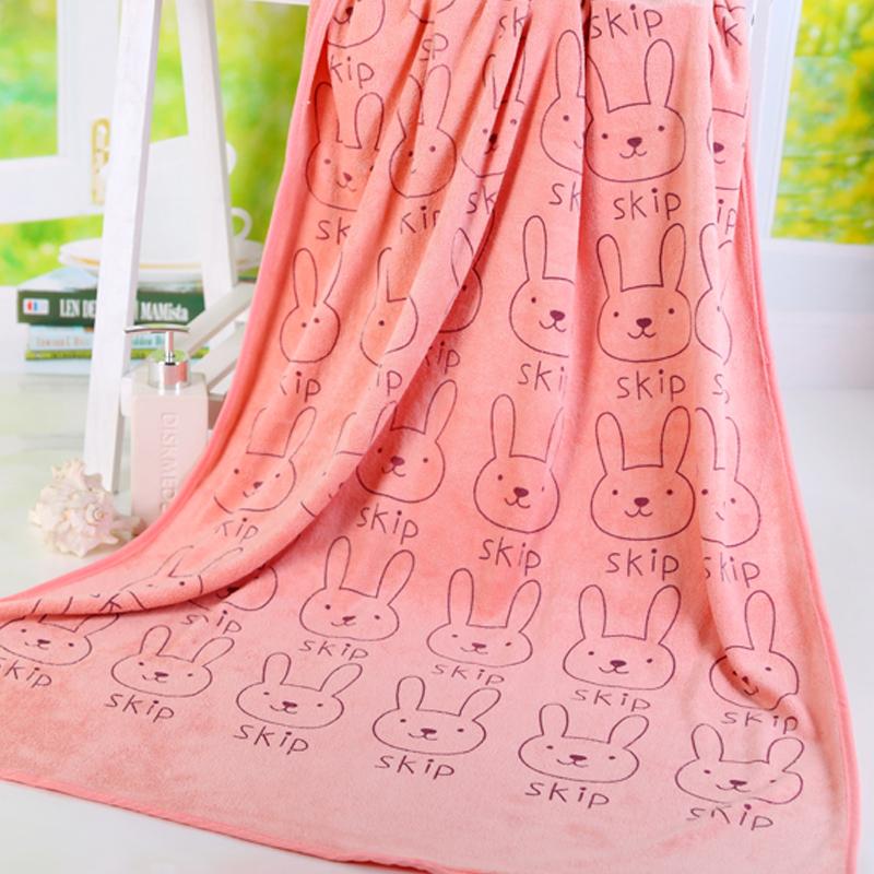Bath towel ultrafine fiber dry hair towel adult lovers design tube top waste-absorbing 100% cotton bath towel(China (Mainland))
