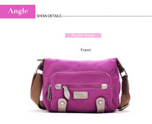 2014 Time-limited Hot Sale Solid Canvas Bolsas Bag Cheap Messenger Bags for Women Shoulder Small Tote free Shipping Bfk010851(China (Mainland))
