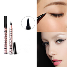Hot Black eye liner Makeup tools accessories Not Dizzy Waterproof Liquid Eyeliner Pencil best quality eyeliner to eye permanent(China (Mainland))