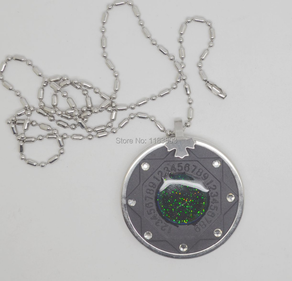 free shipping stainless steel science quantum pendant