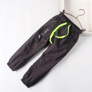 2015 New brand kids pant winter child fleece warm pants baby thicken trousers children winter pants boys denim pant high quality(China (Mainland))