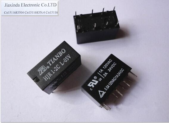 HOT NEW HJR1-2C-L-05V HJR1-2C-L-5VDC HJR 1-2C-L-05V HJR1-2C L-05V 5VDC DC5V 5V 2A TIANBO DIP8<br><br>Aliexpress