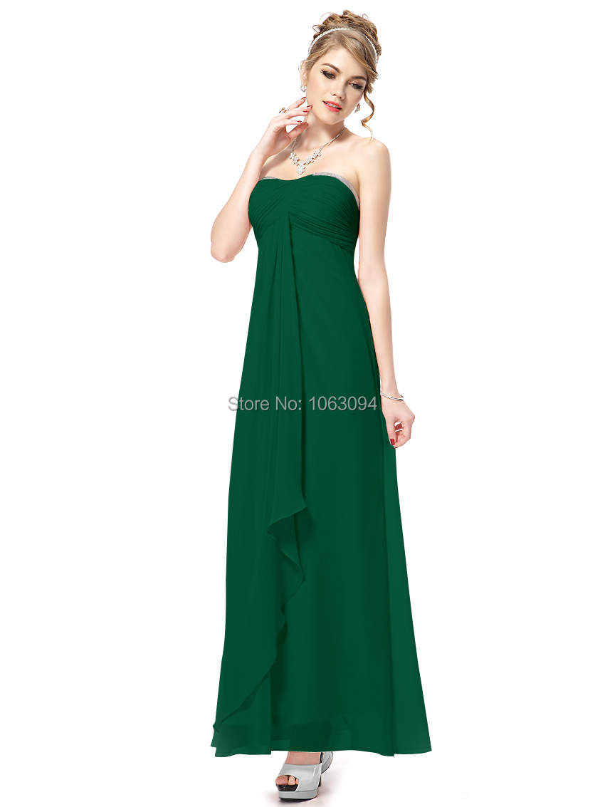 Evening Dress 8101 free shipping Ever-Pretty Padded Strapless Formal Flloor Length Evening Dress(China (Mainland))