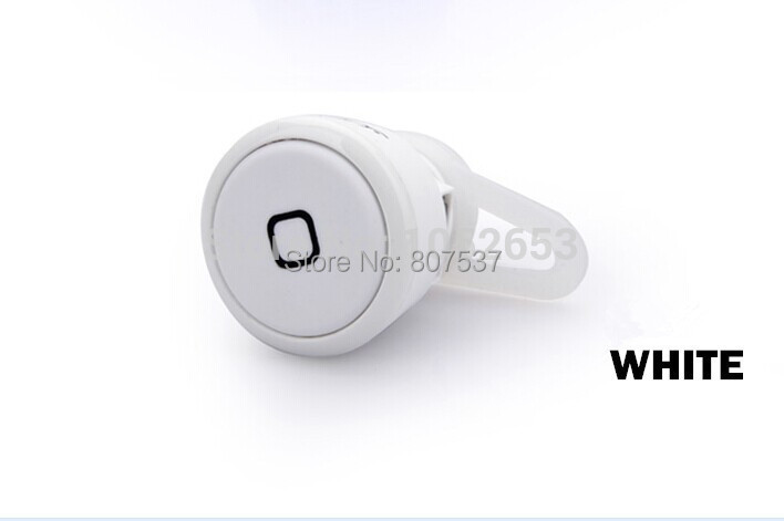Best Smallest Wireless Bluetooth Mini Headset Headphones Earphone For iPhone 5 5s 6 plus Samsung galaxy note 3 4 Universal Phone