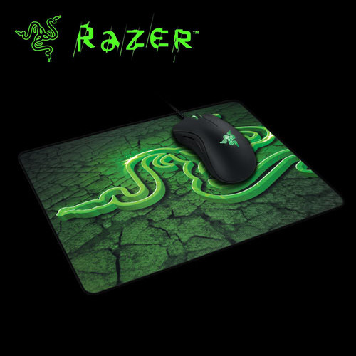 Professional 1 Pcs Razer Gaming Mouse Pad 250*210*2mm Locking Edge Mouse Mousepad for Game Player(China (Mainland))