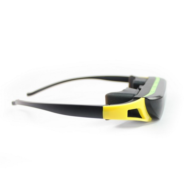 DHL Free Shipping Mobile Theatre Video Glasses - Movies on 84 Inch Virtual Screen EyeWear Video Glasses With 4gb memory