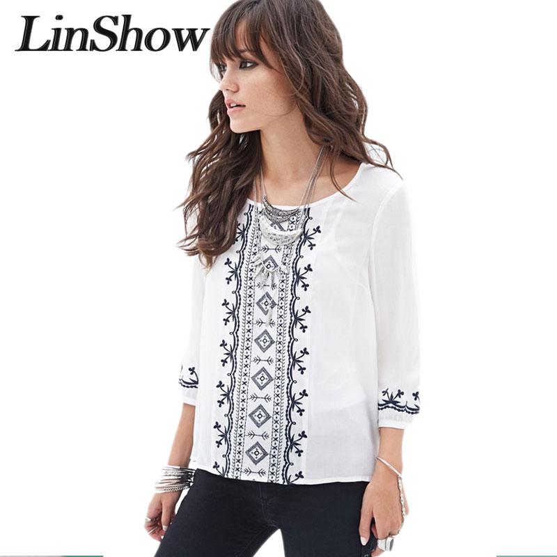 Online Get Cheap White Blouse Designer -Aliexpress.com | Alibaba Group