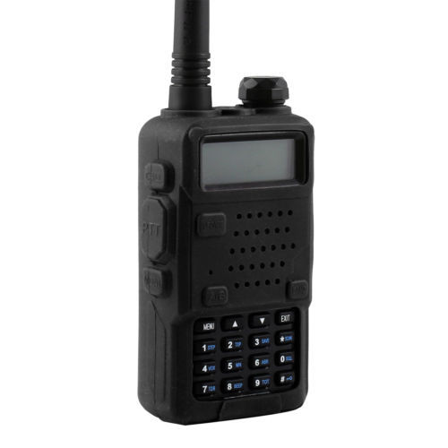 Аксессуары для раций BaoFeng walkie talkie 5R 5Ra 5Rb 5Rc 5 5Re uv-5r pouch black