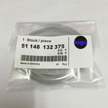 NEW Car Emblem Chrome Hood Badge Logo 74mm 2 Pins For BMW Rear Trunk(China (Mainland))