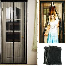Durable 1 Curtains For Living Room Magnetic Anti Mosquito Modern Window modern Curtain Cortinas De Janela rideaux pour le salon