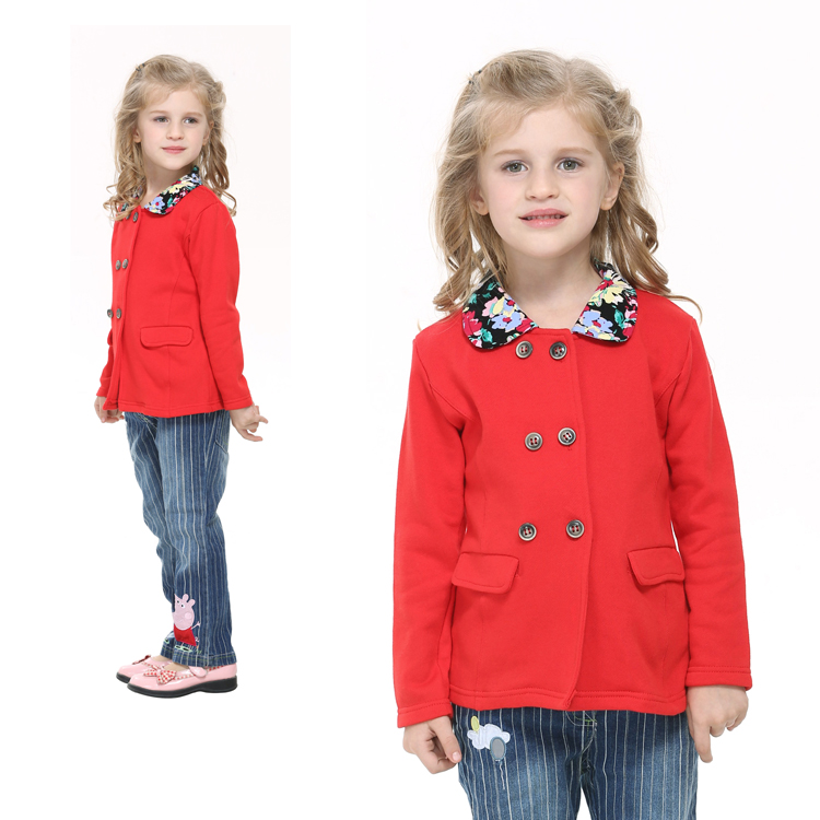girl outerwear children clothing nova kids fashion girls solid coats all childrens clothes and accessories baby girl clothes<br><br>Aliexpress