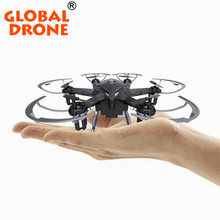 Upgrade Version 2MP Mini Drones With HD Camera i6s 2.4G 4CH 6 axis Headless Hovering RC Helicopter Camera Nano Dron(China (Mainland))