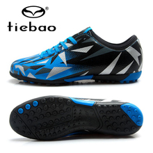 Buy TIEBAO Professional Soccer Shoes Men Outdoor Sports Training Football Boots TF Turf Soles Botas De Futbol Sneakers EU Size 38-45 for $24.92 in AliExpress store