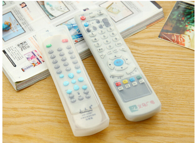 New Arrive Storage Bags TV Remote Control Dust Cover Protective Holder Organizer Home Item Gear Stuff Accessories Supplies(China (Mainland))