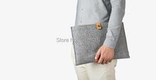 Для ipad apple , многоцелевой шерсть чувствовал площадку планшет сумка-футляр портфель чехол для ipad mini 2 3 4 и новый ipad высокое качество