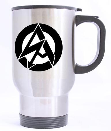 Cool Sa Hero Logo Custom Made Personalized Travel Mug